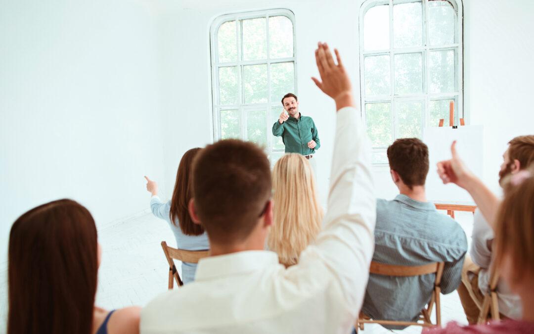 3 razones para hacer un curso de oratoria